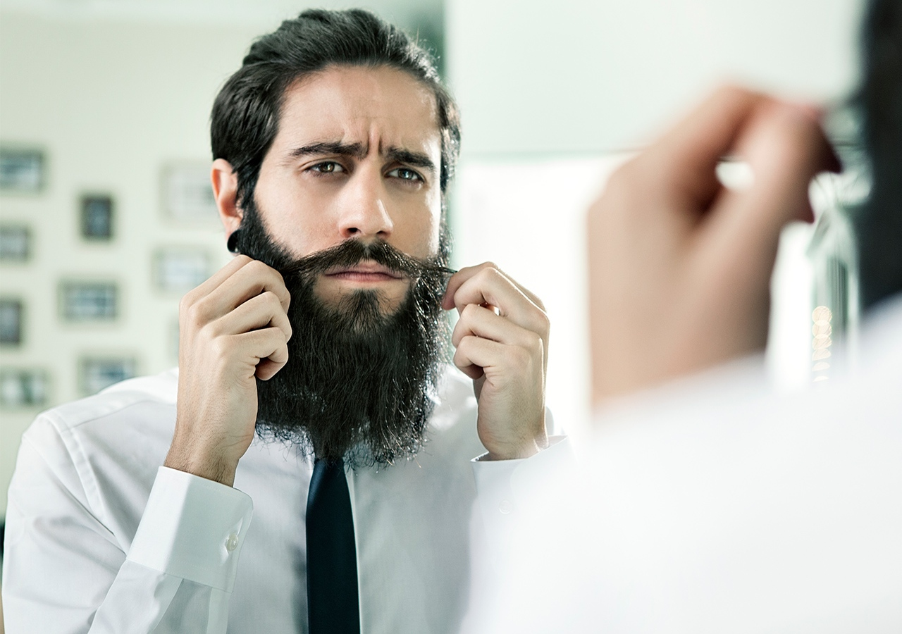 5 Ways To Prevent Your Facial Hair From Getting Gross