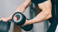 Bicep Curl Dumbbell