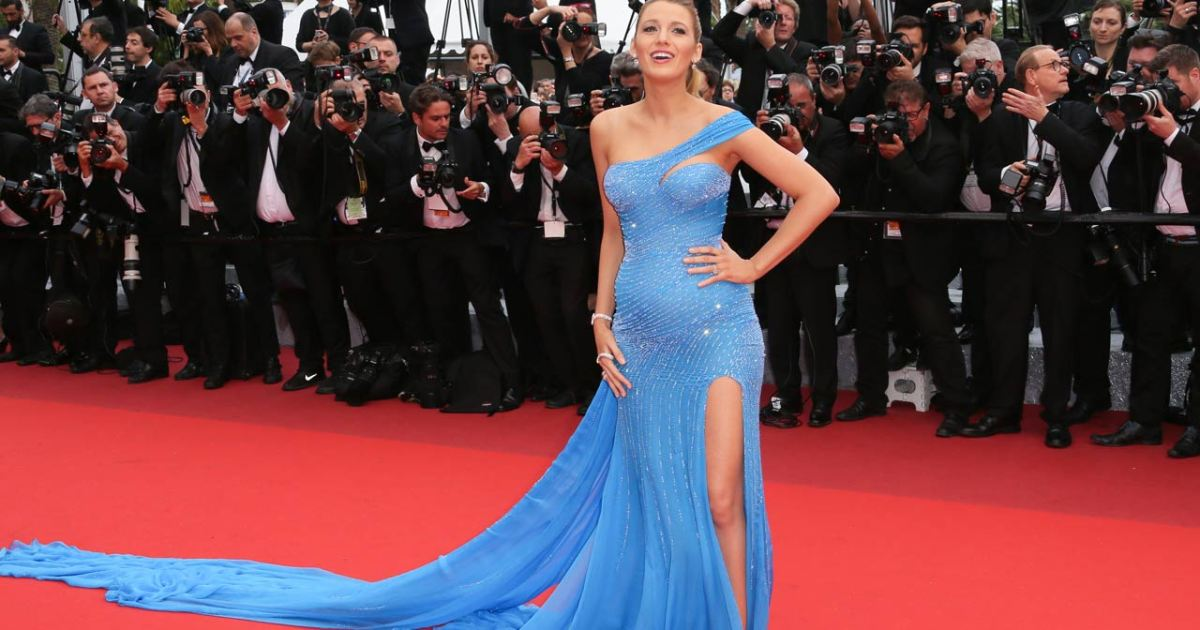 Blake Lively Looks Toned and Strong After Losing 61 Pounds