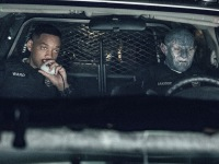 Will Smith and Joel Edgerton in 'Bright'