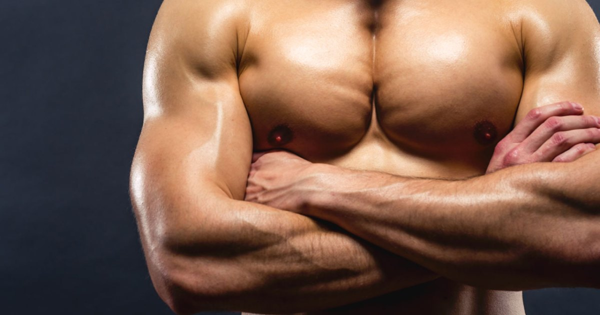 10 Exercises to Develop the Best Pecs in the Gym