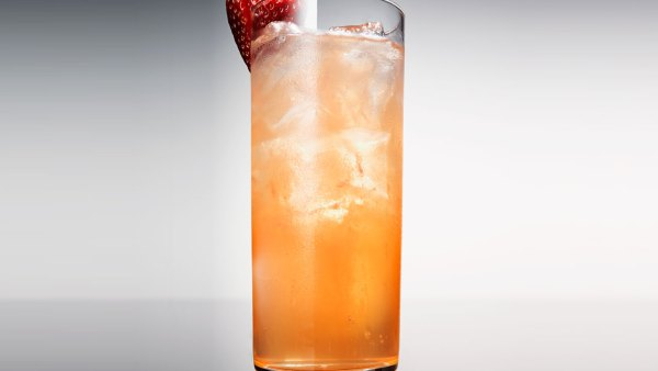 Kenuicky Buck Strawberry Bourbon Cocktail