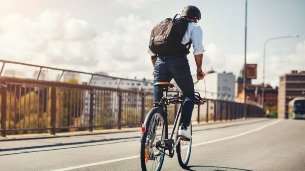 More cyclists hitting the road leads to more injuries