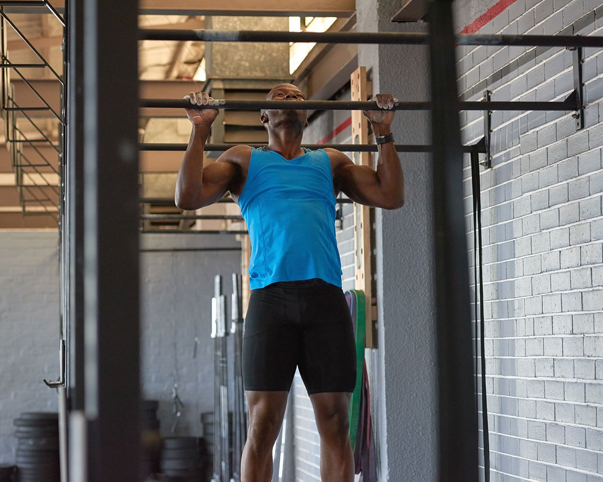 Exercise face-off: Pullup vs  chinup