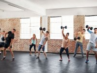 Group Crossfit Training