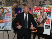 Dave Bautista Guardians of the Galaxy Vol. 2