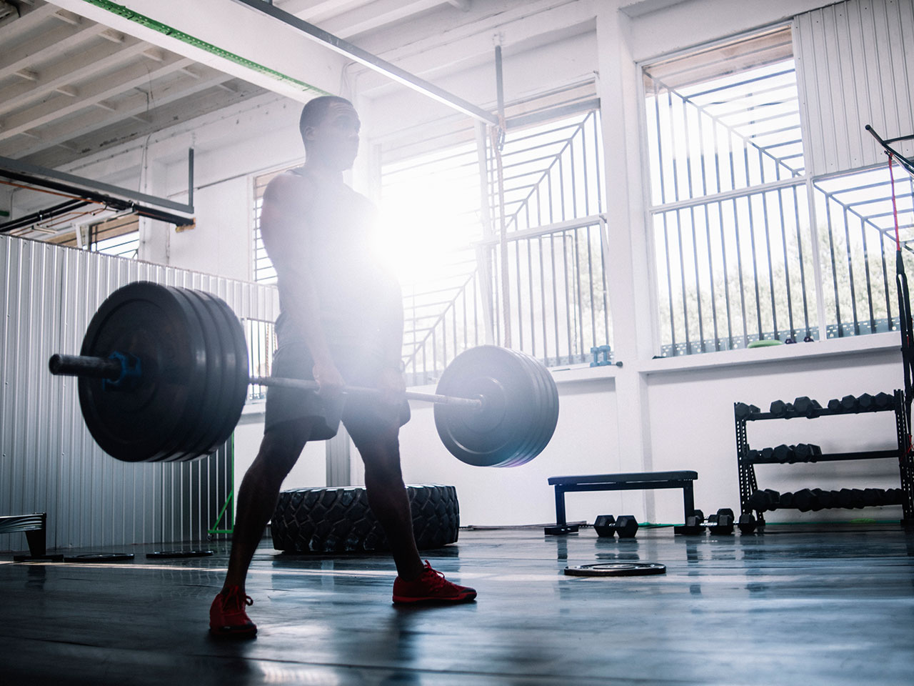 10 Ways to Build Strength Without the Size