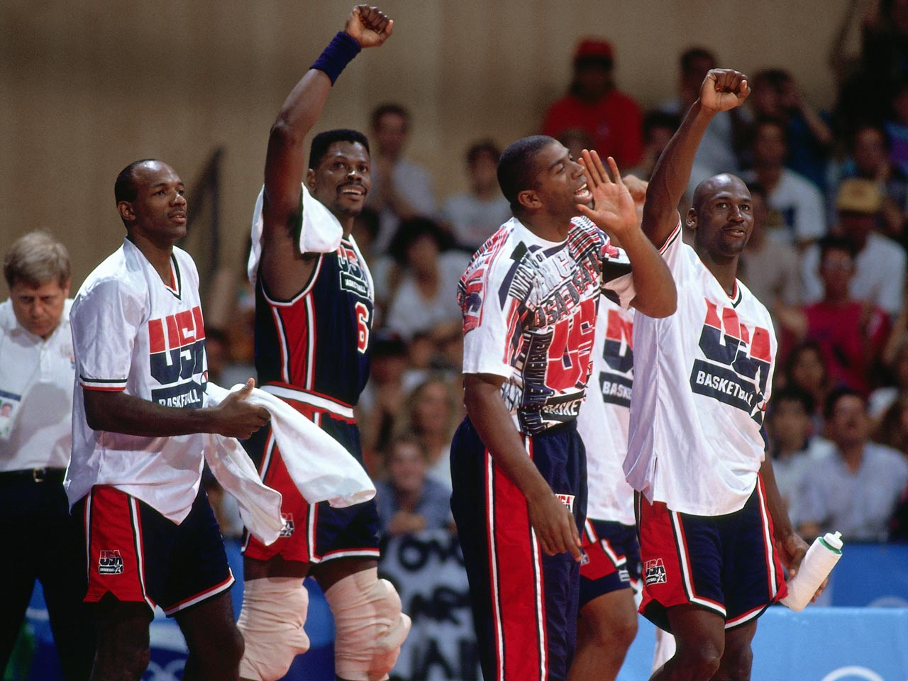 f39fcb512161 Photos  The 1992 Olympic Dream Team s best moments