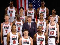Photos: the 1992 Olympic Dream Team's Best Moments