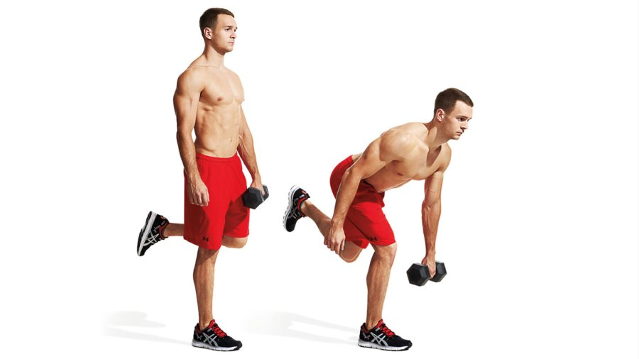 The 8 Best Dumbbell Exercises for a Six-pack