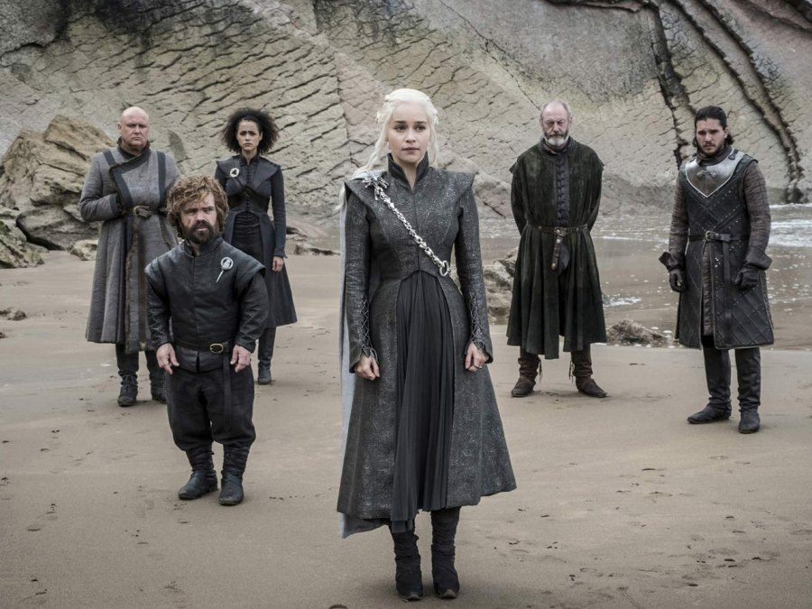 'Game of Thrones' Episode 4 Photos Tease Fiery Dragons and a Massive Battle