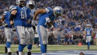 Lions WR Golden Tate Dropped The People's Elbow on Sunday and The Rock Loved It