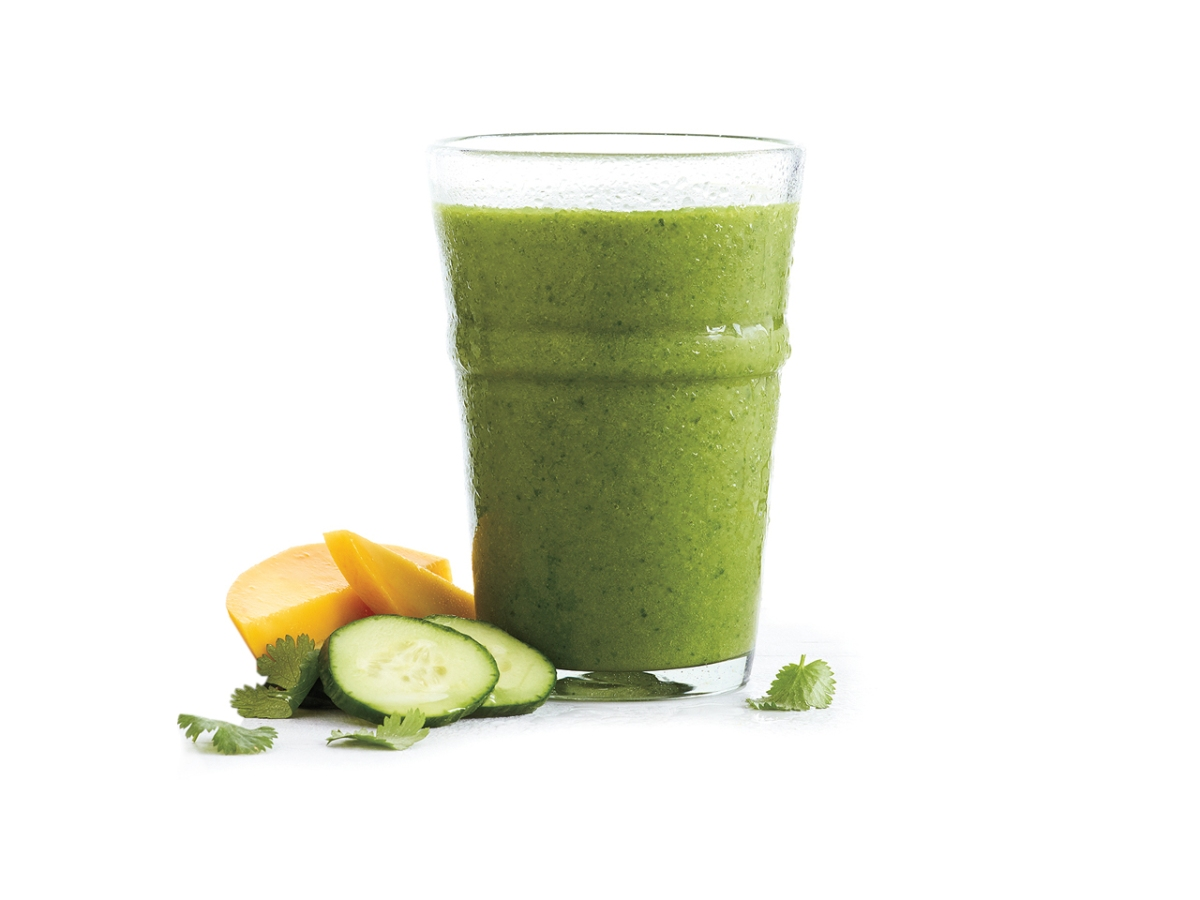 The Ultimate Green Smoothie Recipe