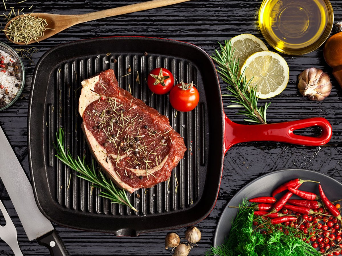 Overnight expert: How to grill indoors