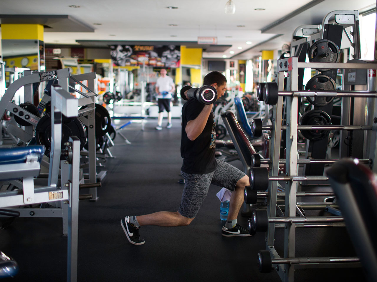 The best gyms in America: 2017 edition