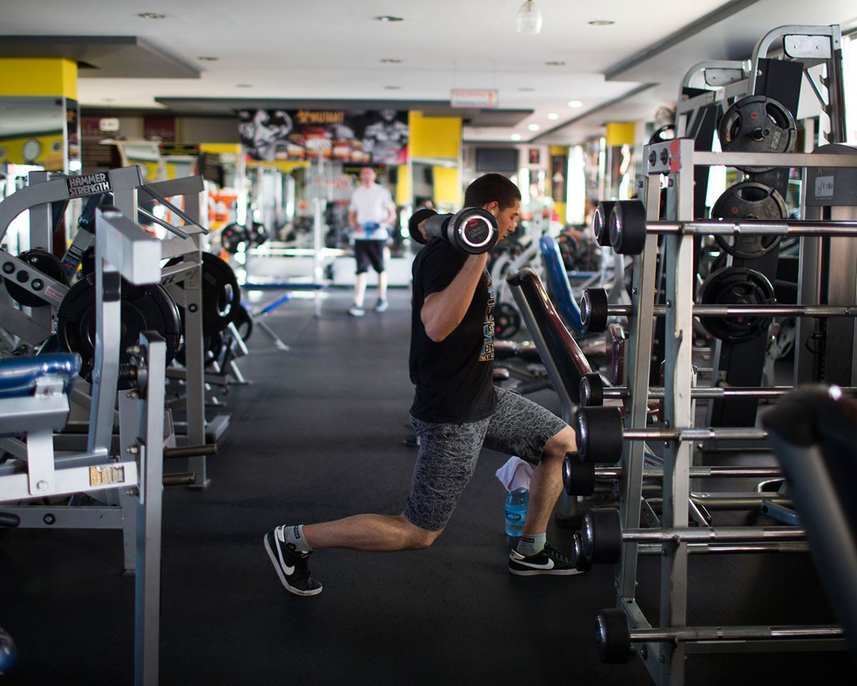 Largest Gym Chain In America | Amtyoga.co