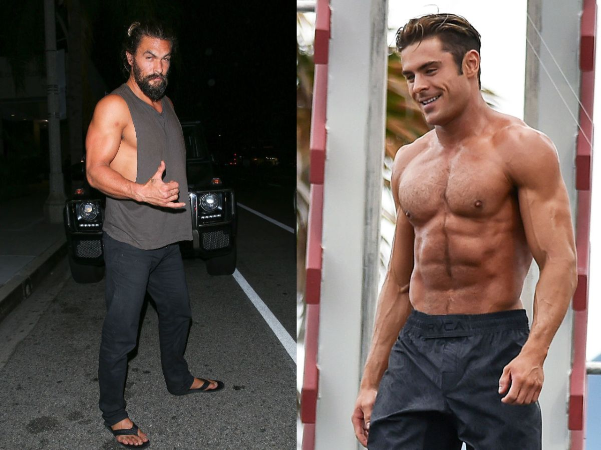 The Disturbing Transformation Of >> The Most Incredible Male Celebrity Body Transformations Of 2017