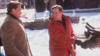 Arnold Schwarzenegger and Phil Hartman stars in 'Jingle All The Way'