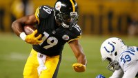 Steelers' wide receiver curves former porn star with outrageous gif