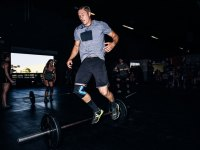 Barbell Jump