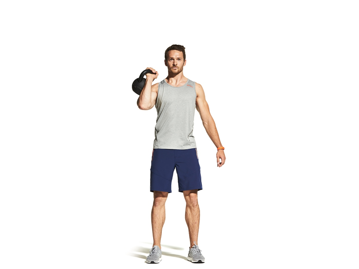Working out with a Kettlebell - The 15 Best Excercises