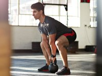 10 Workouts You Can Do With One KettleBell