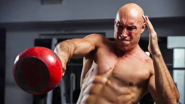 Add more strength with kettlebells