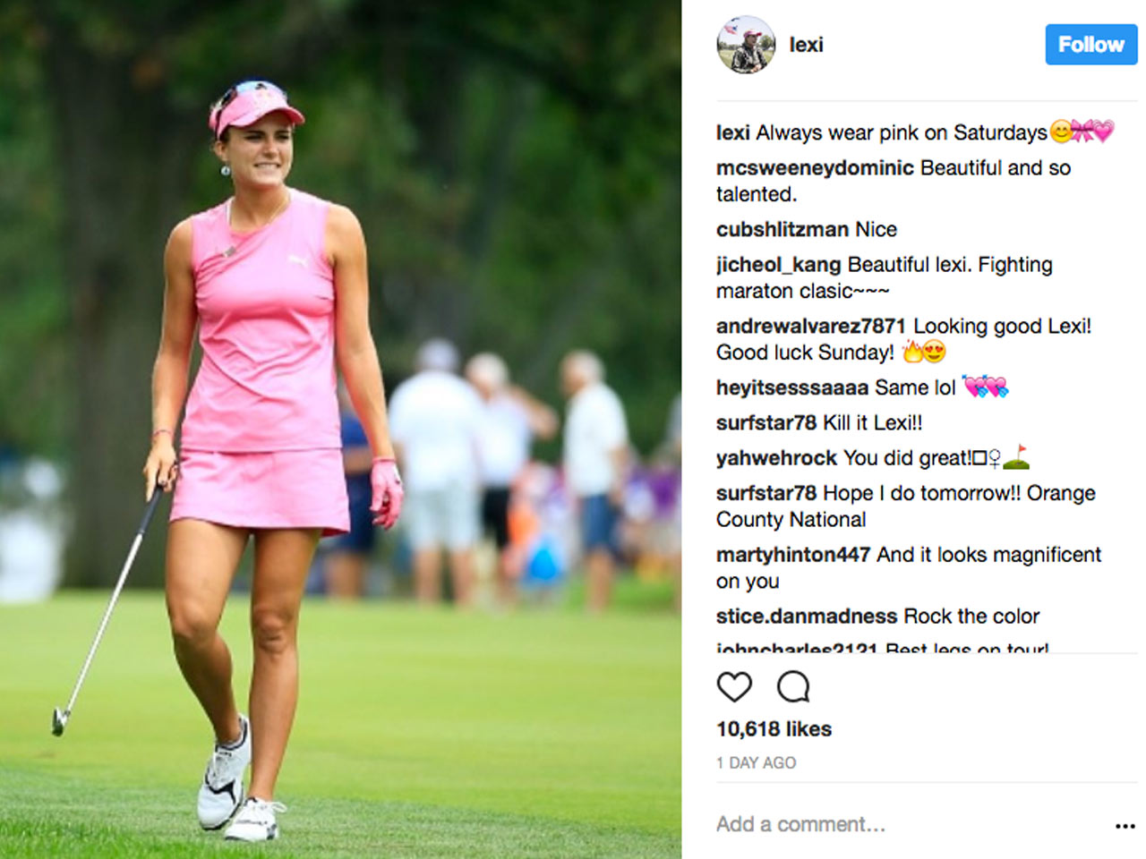 Leaked Lexi Thompson nude (79 photos), Sexy, Leaked, Selfie, lingerie 2020