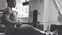 How to do a low cable row