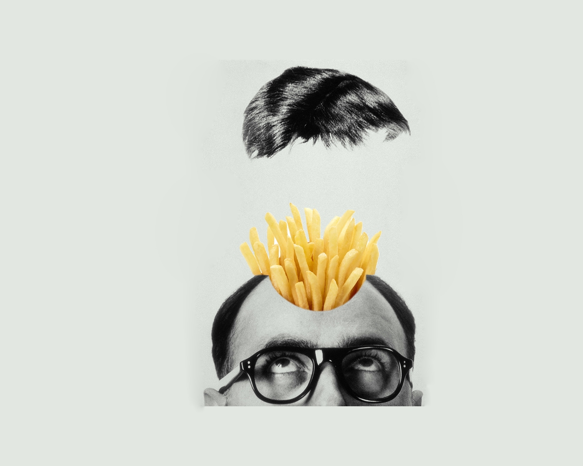 Mcdonald S Fries May Cure Baldness A Bald Guy Reacts