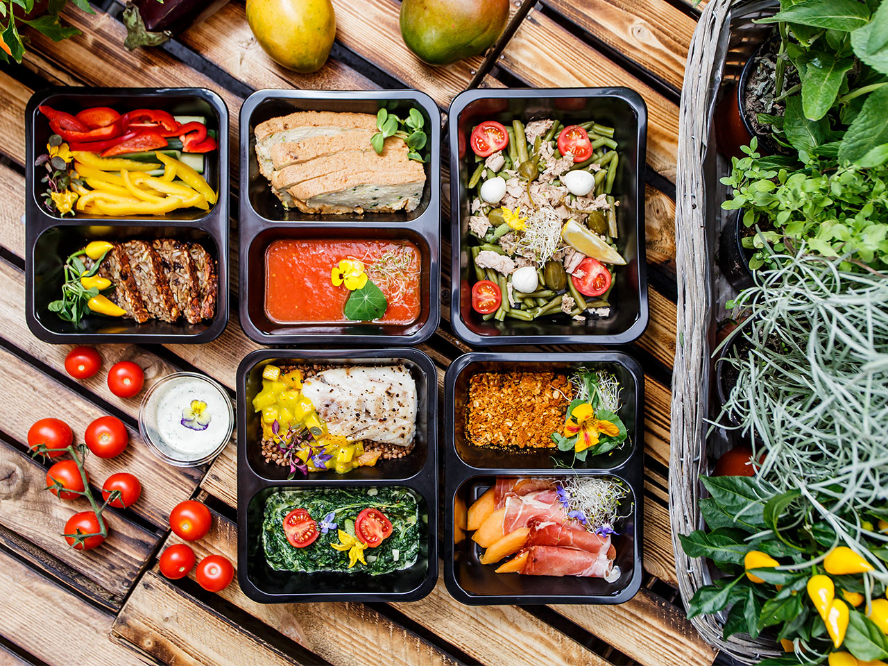 Master Your Meal Prep with These 8 Easy Tips images