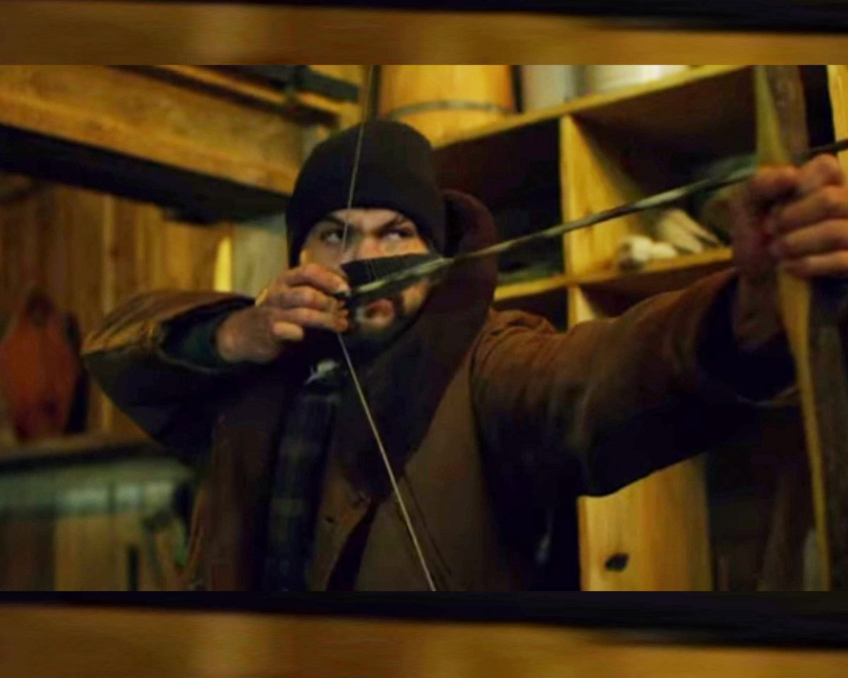 Check Out the Second Trailer for Jason Momoa's Violently