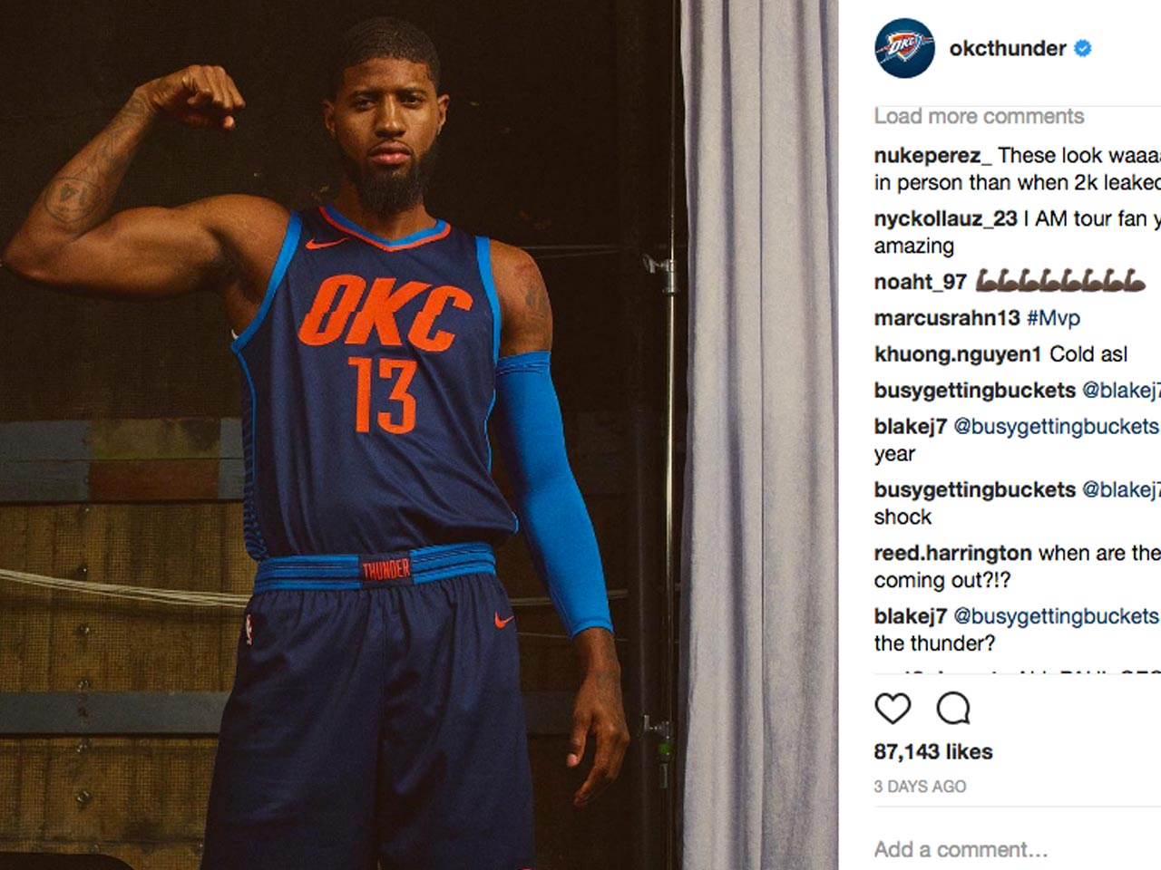 d1d07007f Nike Releases Fire NBA Jerseys Ahead of the Season