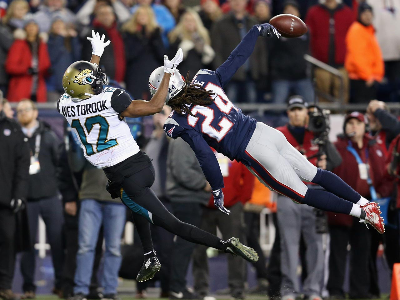 Nfl playoffs super bowl preview for patriots and eagles adam glanzman getty images 1 3 stopboris Choice Image