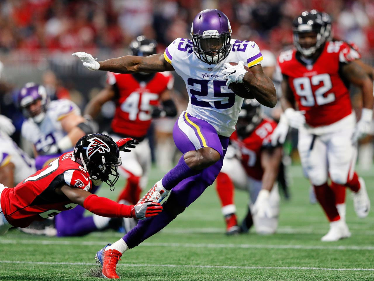 f2f4cf6e0 The Vikings are the NFC  8217 s top seed