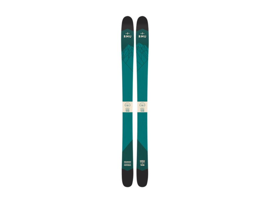 North Shore 108 skis by RMU