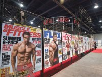 Flex and Muscle posters