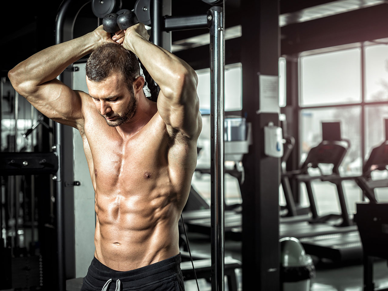 6 moves to work our arms to exhaustion