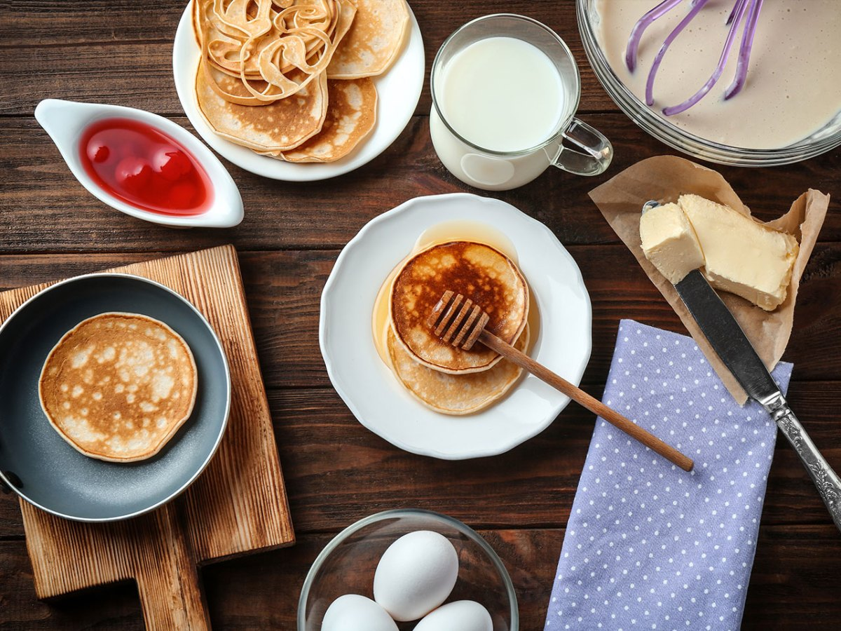 3 easy-to-make, better-for-you breakfast recipes