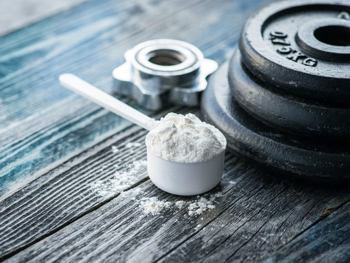 6 reasons you should be taking creatine