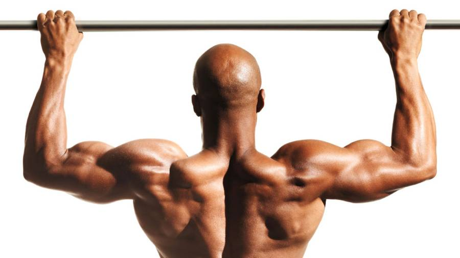 The Rapid-fire Workout for a Powerful, Muscular Back