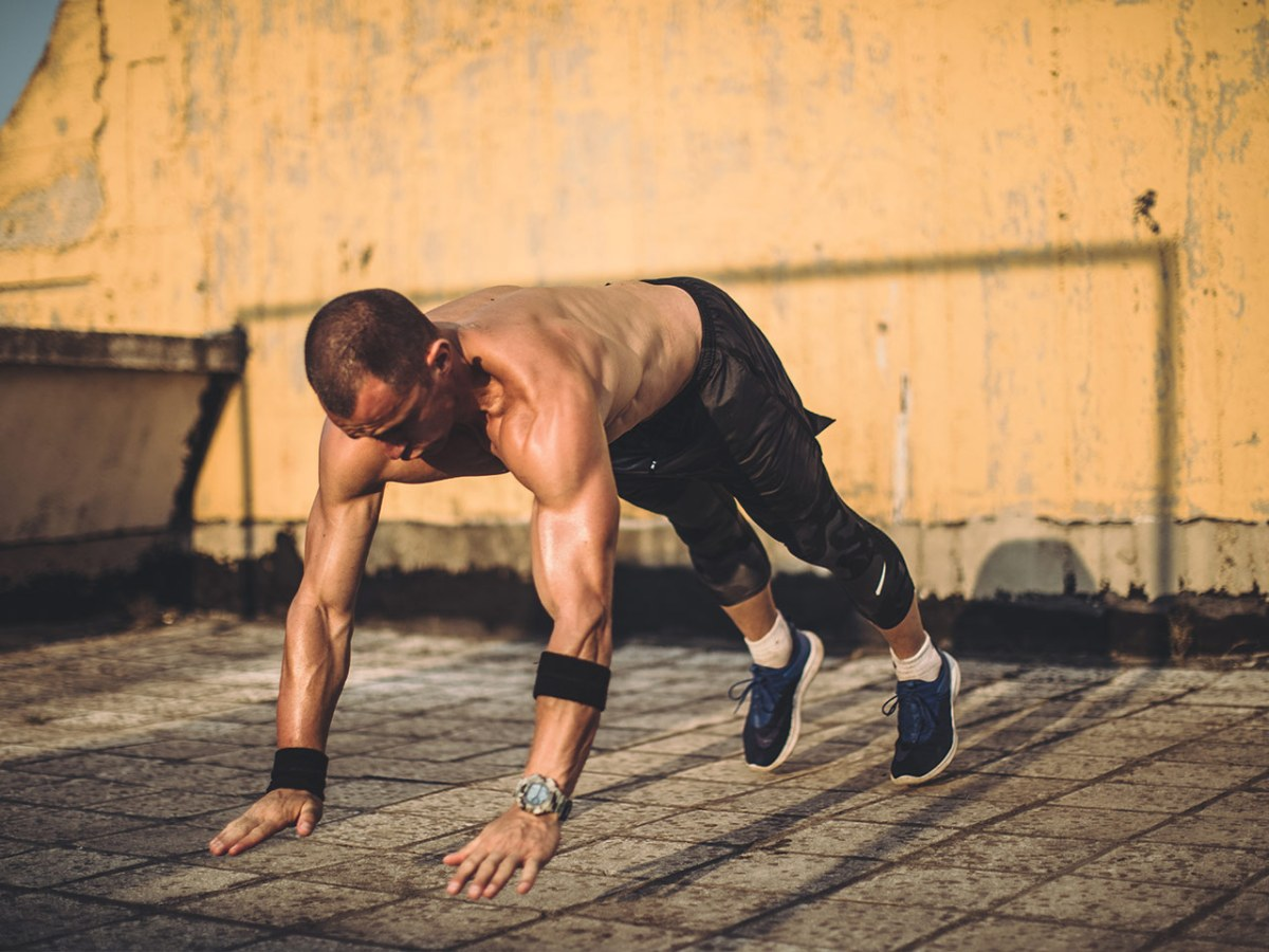 The Bodyweight Workout to Build Plyometric Power for Improved Athletic Performance