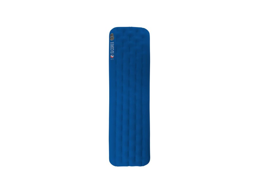 Q Core Deluxe Pad Blue