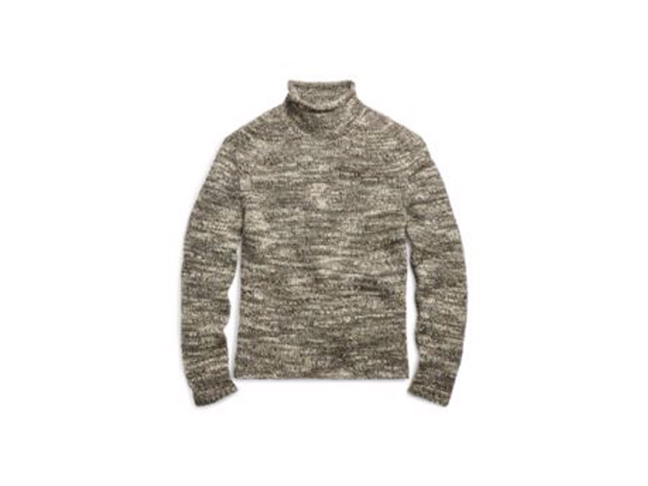 The Iconic Wool Rollneck by Polo Ralph Lauren