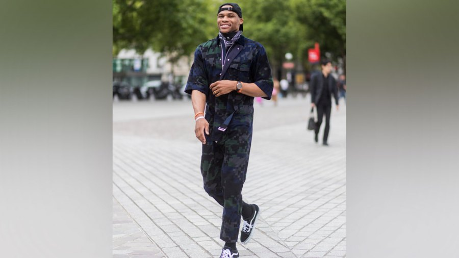 Russell Westbrook, the 2017 NBA MVP, on the Importance of Fashion