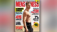 Actor Ryan Phillippe stars on the June 2017 issue of Men's Fitness