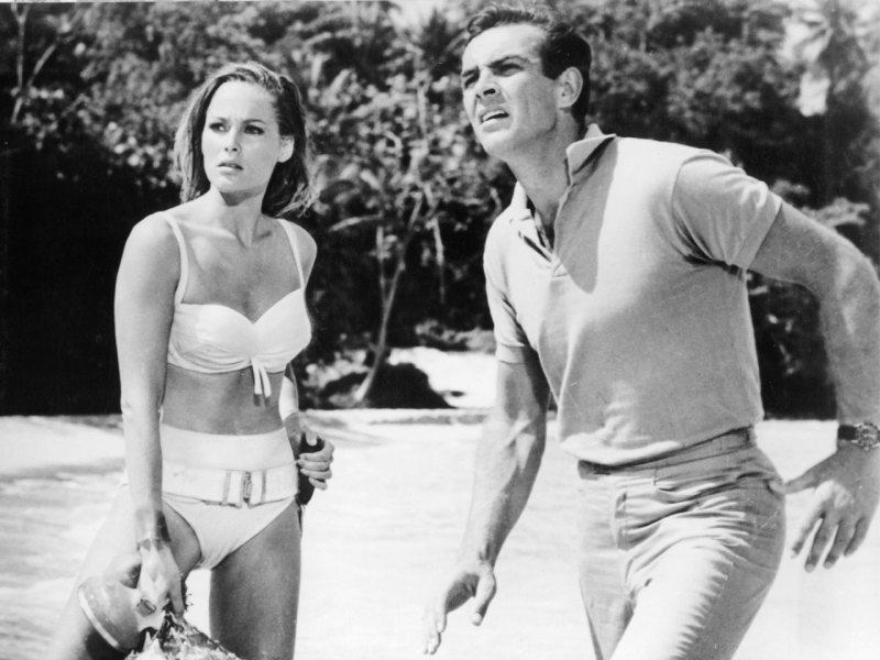 photos all james bond actors through the years