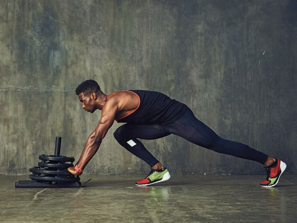 10 CrossFit workouts to get rid of love handles