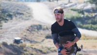 Zack Zeigler competing in Spartan Beast Lake Tahoe