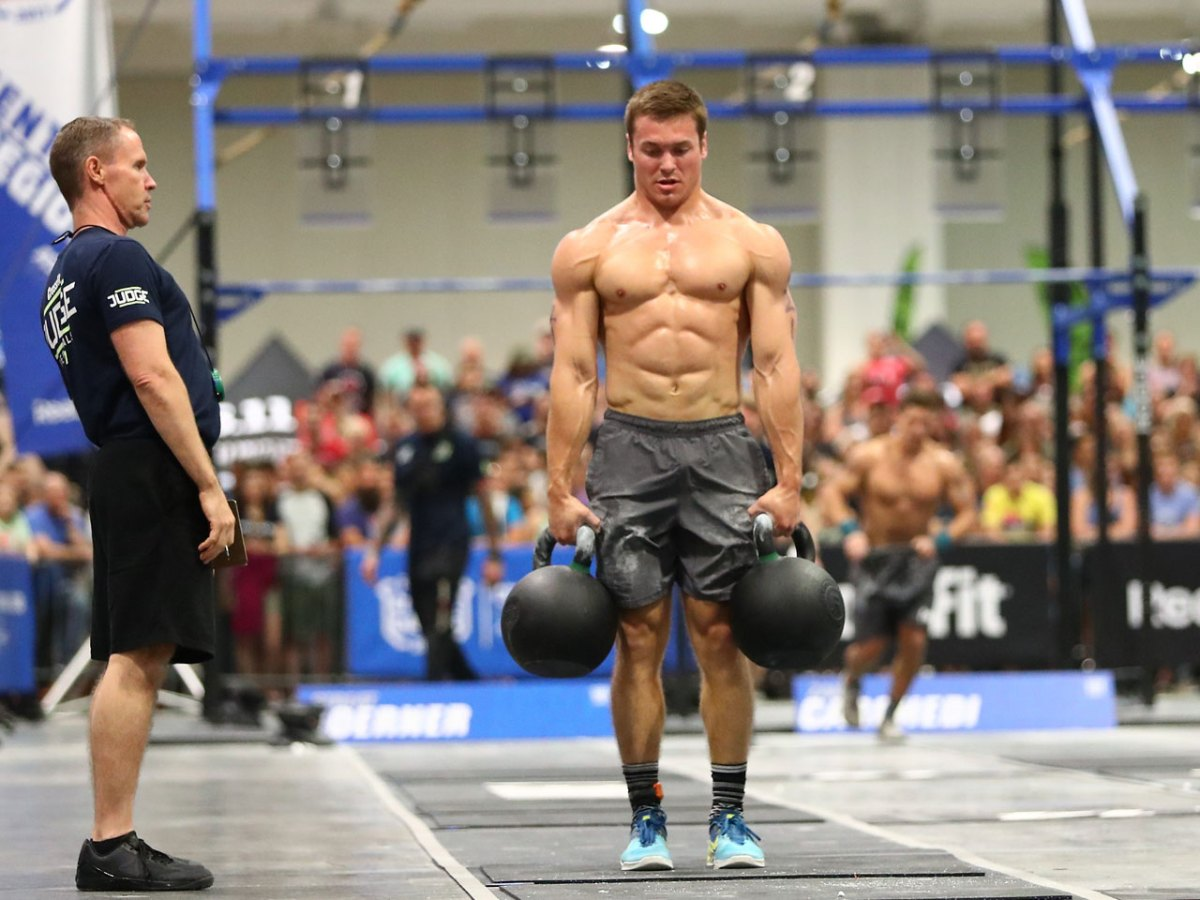 The Top 20 Men To Watch At 2017 CrossFit Games
